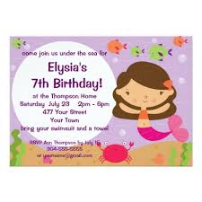 15 best kids pool party invitations images on pinterest 5th