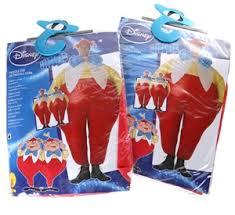 Tweedle Dee And Tweedle Dum Costumes 2 X Disney Tweedle Dee Tweedle Dum Inflatable Costume With Bowtie