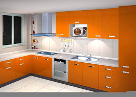 Awesome Simple Home Kitchen Design Contemporary House Design - Simple kitchen interior