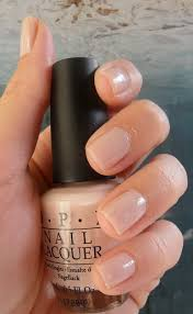 opi mimosas love this for my short nails its a pretty
