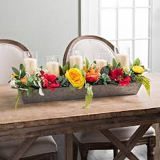candle centerpieces for tables floral candle centerpieces kirklands