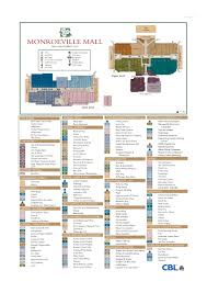 Shopping Mall Floor Plan Pdf by Monroeville Mall Zombie Gaming