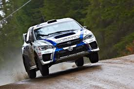subaru rally snow subaru rally team canada at the 2017 rally of the tall pines
