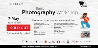 basic photography workshop at mumbai events high