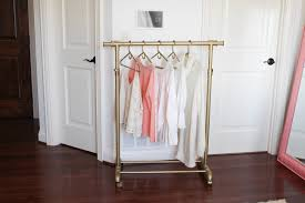 diy clothes rack for garage sale string it worked for diy clothes interior design