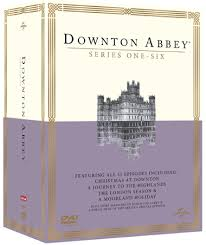 downton series 1 to 6 complete box set dvd free