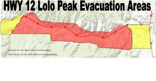 Wild Fire Update Montana by New Evacuations Ordered Near Lolo Peak Fire For 300 400 Homes