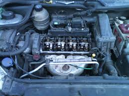 peugeot 206 sedan removing the cover valve and tightening engine head of peugeot 206