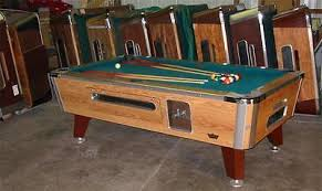 Valley Pool Table by Valley Cougar Bar Size Commercial 7 U0027 Coin Operated Pool Table