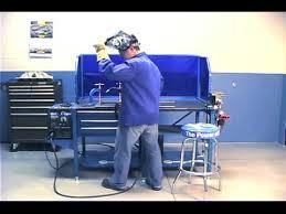 miller arcstation 30fx welding table miller introduces new welding workbench arcstation youtube