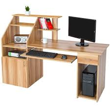 achat bureau informatique bureau tectake achat vente bureau tectake pas cher cdiscount