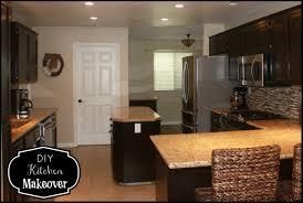 How Much To Stain Kitchen Cabinets Kitchen Furniture Diytaining Kitchen Cabinets Darker Cost For