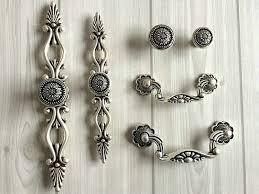 aliexpress com buy dresser knobs drawer pulls handle sunflower