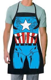 awesome geeky aprons to make cooking gift