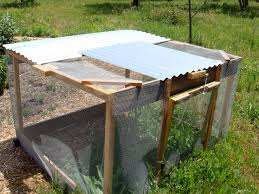 How To Build A Rabbit Hutch Out Of Pallets Turn Old Pallets Into A Chicken Tractor 7 Steps With Pictures