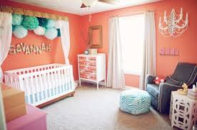 Paint Colors In Coral - Coral color bedroom
