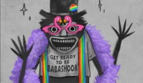 Meme Sex Toy - nsfw babadong is a babadook themed sex toy