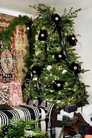 black christmas tree decorating ideas christmas lights decoration