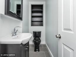 Undermount Bathroom Sink With Faucet Holes by Contemporary Full Bathroom With Undermount Sink U0026 Flat Panel