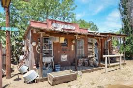buy a replica of an old west town complete with saloon jail and