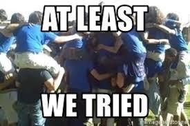 Group Hug Meme - at least we tried group hug meme generator