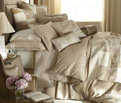 y french laundry neutral patchwork linens and quilts pinterest