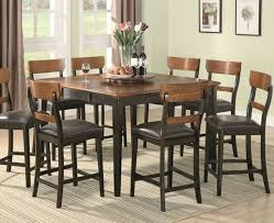 High Dining Room Table Best  Bar Height Table Ideas On - High dining room chairs