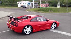 awesome f355 challenge acceleration
