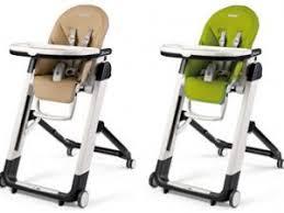 chaise peg perego siesta la chaise haute siesta de pegperego test et avis par la mere
