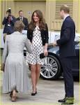 Kate Middleton: Pregnant Warner Bros. Studios Visit with Prince ...