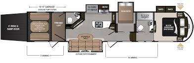 raptor floor plans voltage rv floorplans and pictures voltage