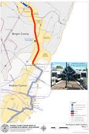 hudson bergen light rail map passaic county nj official website