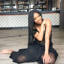 brandy the game hair cut 20 of brandy s best protective hairstyle moments