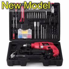 clearance sale skil 550w impact drill kit set 6613 furniture