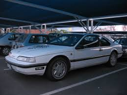 1989 Ford Thunderbird Ford Thunderbird 3 8 1989 Auto Images And Specification