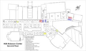 union and student activities facility maps