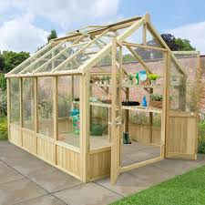 Palram Harmony Greenhouse Forest Garden 5x2 Styrene Greenhouse Departments Diy At B U0026q