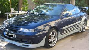 opel calibra sport opel calibra tuning youtube