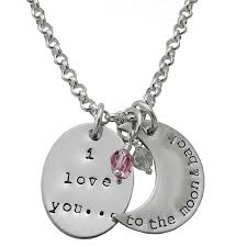 Engraved Necklaces For Her Personalized Jewelry For Her At Personal Creations