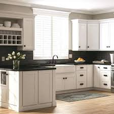 home depot kitchen wall cabinets home depot white kitchen cabinets shop bay shaker satin white