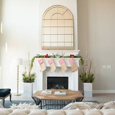 9 tips to decorating a merry mantel martha stewart