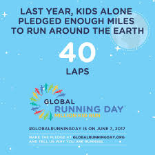 global running day home