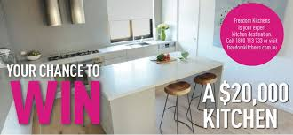 Win A Free Kitchen Makeover - win a free kitchen makeover 50 images win a closet makeover