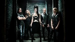 girls that rock images evanescence hd wallpaper and background