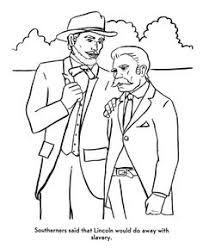 lincoln coloring pages union cavalry coloring page american history coloring pinterest