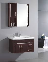 Bathroom Storage Cabinets Wall Mount Bathroom Decorating Design Ideas Using Soft Light Grey Bathroom
