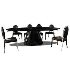 table ovale avec rallonge table de salle à manger en verre ovale avec rallonges macaria