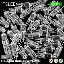 cheap 60pcs 20 watt energy saving light bulb tungsten halogen l