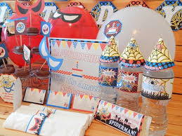the party supplies boys printable birthday party supplies cheap party decorations