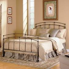 headboard footboard bed wayfair